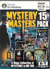 Mystery Masters: Volume 2 PC, 2011 15 Pack Mega Collection Viva Media