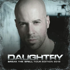 Daughtry-Break the Spell (UK IMPORT) CD with DVD NEW