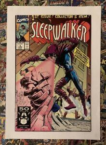 SLEEPWALKER #1 - JUN 1991 - 1st SLEEPWALKER APPEARANCE - VFN/NM (9.0) HIGH GRADE