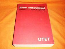vitta corso di diritto internazionale privato e processuale 2a edizione utet