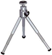 Qualità Mini Tavolo Videocamera Foto Treppiede Argento