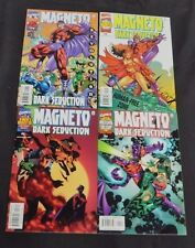 Marvel Magneto: Dark Seduction #1-4 4pc Set (9.2) 2000
