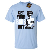 Babs Windsor Carry On Inspired T-shirt - Retro Classic Movie Films NEW