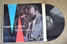Charlie Parker & His Orchestra Night And Day Jazz Record lp VG+