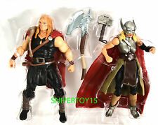"Loose Odinson & Thor Defenders of Asgard Marvel Legends Universe 3 3/4"" Figure"