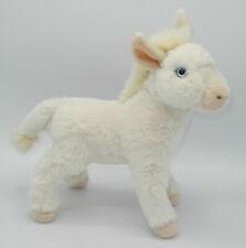 Uni-Toys Neuware Esel weiß stehend ca. 27cm groß