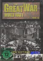 DVD + Die Geschichte des 1.Weltkrieges + World War 1 + Der Auftakt + Doku + NEU
