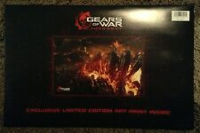 Gears of War: Judgment  (Xbox 360, 2013) Exclusive Limited Edition Artwork