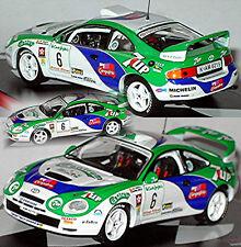Toyota Celica GT-Four Rallye el Corte Ingles 1996 Ponce Leon #6 1:43