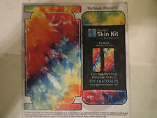 DecalGirl Skin Kit - TIE DYED - fits Apple iPhone 5