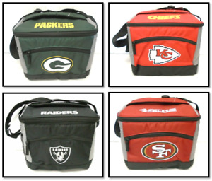 NFL 12 Can Cooler Lunch Bag by Rawlings Glacier Guard