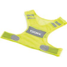 Toorx Pettorina Running di sicurezza Gilet Giallo catarinfrangente Corsa T-shirt