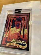Topps Project 2020 Ken Griffey Jr #53 Card New In Holder