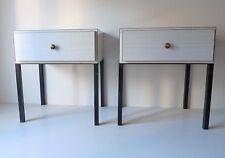 tables de nuit chevet design 1960 1970 moderniste formica années 60 70 vintage