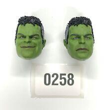 Marvel Legends Build a Figure BAF Smart Professor Hulk Heads Hasbro 2019