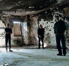 Michel Faubert, D Lanoie & Andre Marchand - Memoire Maudite (2015) CD BRAND NEW