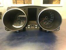 2010 VW GOLF 1.6 TDI DIESEL 5K0920970N SW.0305 HW.H03 SPEEDOMETER CLUSTER CLOCKS