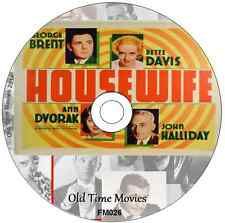 Housewife - Bette Davis, George Brent DRAMA 1934 Film DVD