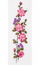 Panna Ribbon Embroidery Kit - C-0990 Wild Rose / Dog Rose