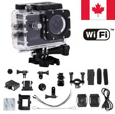 Authentic SJCAM WIFI SJ4000 HD 1080P Action Helmet Cam with Accessories