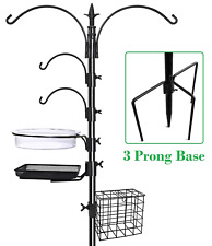 "Gray Bunny Gb-6844D Deluxe Premium Bird Feeding Station, 22"" Wide x 91"" Tall 82"