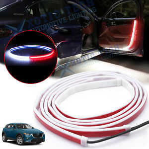Door Opening LED Flashing Light Anti-collision Warning Alert For Mazda 3 6 MX-5