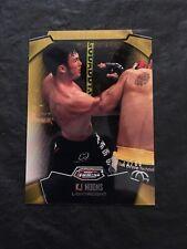 KJ Noons 2012 Topps Finest UFC Refractor #85 72/88