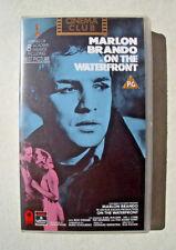 On the Waterfront VHS PAL / Elia Kazan - Marlon Brando, Karl Malden, Rod Steiger
