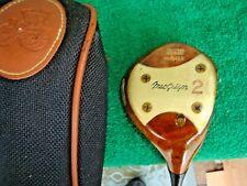 "MacGregor Jimmy Demaret Master 3552C Persimmon #2 Wood Golf Club ""BEAUTY"""