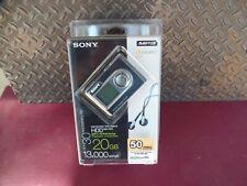 Sony Walkman NW-HD3 Black (20 GB) Digital Media Player - New Sealed In Package