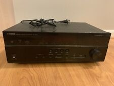 Yamaha RX-V479 5.1-Channel Home Theater Receiver