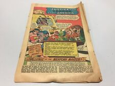 The Brave and the Bold #29! Dc Comics - 1960! 2nd App of Justice League! 2.5