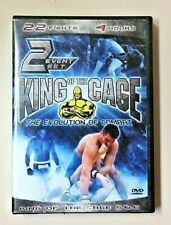 King Of The Cage 5 & 6 (2004 Playtested 2 DVDs) Daijiro Matsui Rampage Jackson