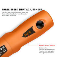 Mini Drill Rotary Grinder Cordless Engraving Grinding Tool Attachment 3.6V
