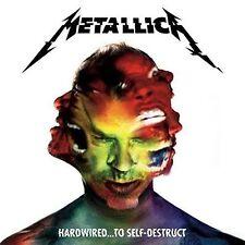 Metallica - Hardwired...To Self-Destruct [Vinyl LP] - NEU