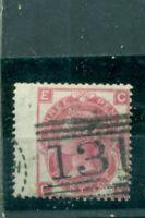 Großbritannien, Königin Victoria Nr .28 gestempelt Nr. 131