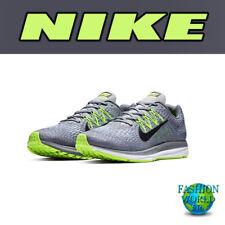 Nike Men's Size 10 Zoom Winflo 5 4E Running Shoes Extra Wide Grey AV8011-011