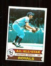 1979 TOPPS #330 GEORGE BRETT  HOF  -   HIGH GRADE SET BREAK   -   NM-MT