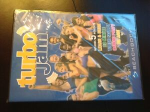 Turbo Jam 5 Workout Learn&Burn 20Minute Turbo Scuipt Cardio Party Ab Jam