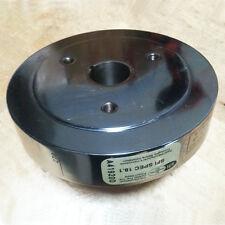 "SFI Rated Harmonic Balancer, Chromed Steel Damper, SBC 350, OD 6.250"" Internal"
