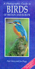 Very Good, A Photographic Guide to Birds of Britain and Europe, Jim Flegg, Paul