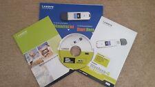 Cisco-Linksys WUSB54GC Compact Wireless-G USB Adapter