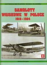 Morgata, A; Samolty Wojskowe w Polsce 1918-1924