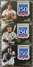2019 Topps 150 Years Commemorative Patch Lot Of 3: Glavine, Matsui, & Snell
