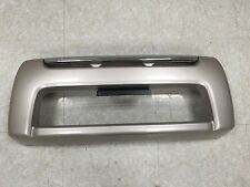 BUMPER PROTECTOR  FOR TOYOTA LAND CRUISER '98-'07 (CENTER TYPE) Unpainted