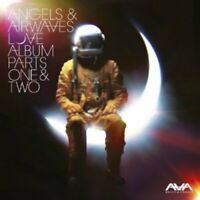 Angels and Airwaves (AVA) - Love Album Parts One and Two [CD]