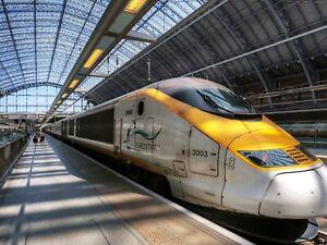 Eurostar E Voucher