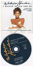 Whitney Houston ‎– I Believe In You And Me  CD Single 1997