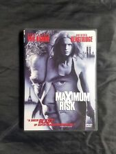 Maximum Risk (DVD, 1998, Closed Caption Multiple Languages)