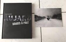 """""""BANDES A PART"""" + INVITATION- RICHARD AUJARD- GALERIE STROUK 2013 - BOXE BIKERS"""
